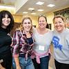 Rosemary Graham, Lulu Cates, Julie Hill and Deborah Dawes