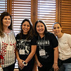 Lisa Begerow, Mariver Copeland, Nancy Campana and Danielle Gregg