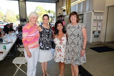 Ave Bortz, Nancy White, Joanna Jimenez and Sandy Murphy