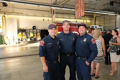 Anthony Alvarado, Shawn Stewart and Richard Fixsen