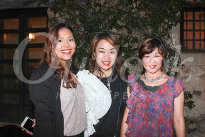 7464 Malia Aberin, Luyi Khasi and Vivian Wong