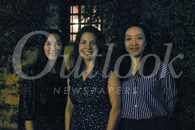 7483 Tina Wong, Michiko Lee and Julia Ku