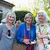 Mary Payne, Fran Benuska and Gail James