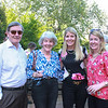 John and Connie Zaia, Kate Sinclair and Sarah Rome