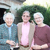 Jean Bruce Poole with Wayne and Judy Carter