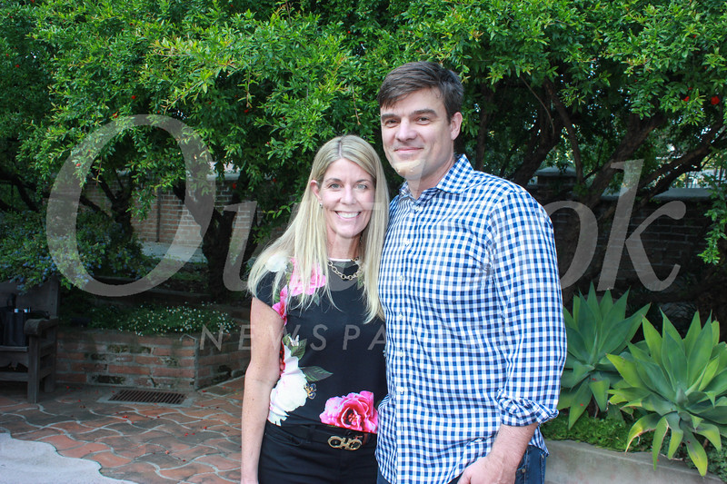 Kate and Peter Sinclair