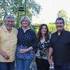 Juan and Debbie Marquez, Cynthia Alarcon and Michael Gutierrez