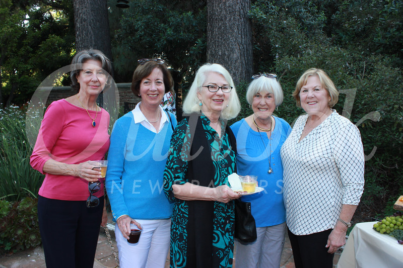 Cathy Tosetti, Tracy Hirrel, MaryEllen Schubel, Susan Chandler and Marcia Albrecht