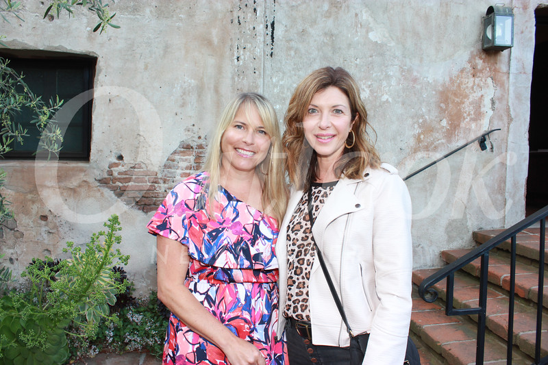 Cassie Zappaterreno and Jennifer Danenhauer