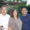 Richard and Paty Patlan with Omar Hernandez