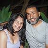 Frances Regalado and Carlos Caceres