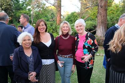 Molly Woodford, Darlene Osmonson, Stephanie Johnson and Ave Bortz