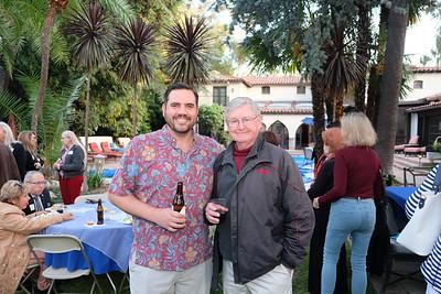 Greg Johansing and Bill Payne