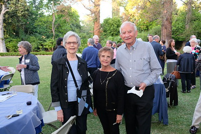 Jo Schmal with Maria and John McClug