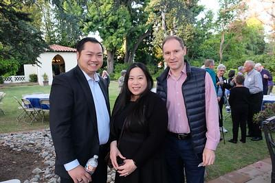 Devlin Chuang, Darice Tsai and Georg Eittinger