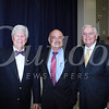 President Richard Pearson, guest speaker Dr   Alfredo Sadun and Jim Angelos