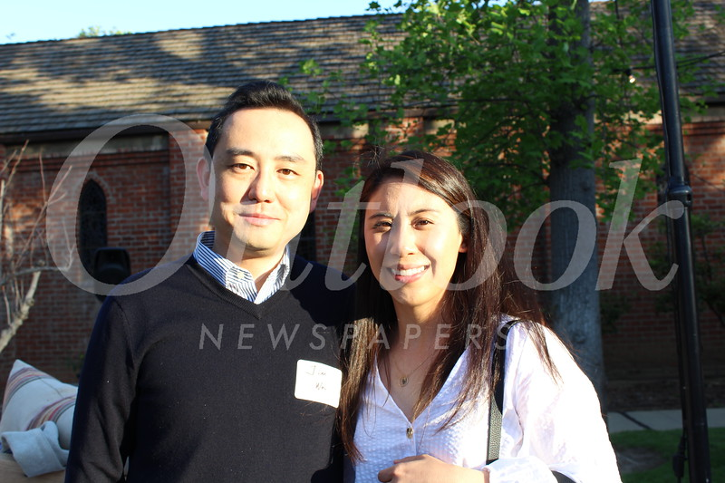 Jim and Lina Wu