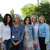 Teachers Angela Hopf, Cheryl Elffers, Erica Pegram, Carol Schraer and Sylvia Grimes