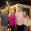Spencer Sabo, Jenny Anthony, and Brandon and Francesca Gill