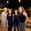 Erin Bilvado, Caroline Fong, Carolyn Chow and Caroline Fabbro