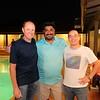Phil Piccinini, Brent Bilvado and Dennis Fong