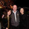 Liz Lichtman, Bob French and Yvonne Chen