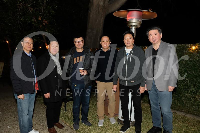 Allan Cheng, Josh Chen, Joe Tseng, Ken Wong, Tony Tsai and Ray Chen