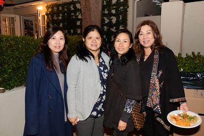 Nicole Lee, Lynn Wong, Julie Tan and Ashley Chen