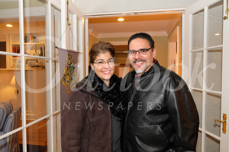 Sonia and Ray Quiroz