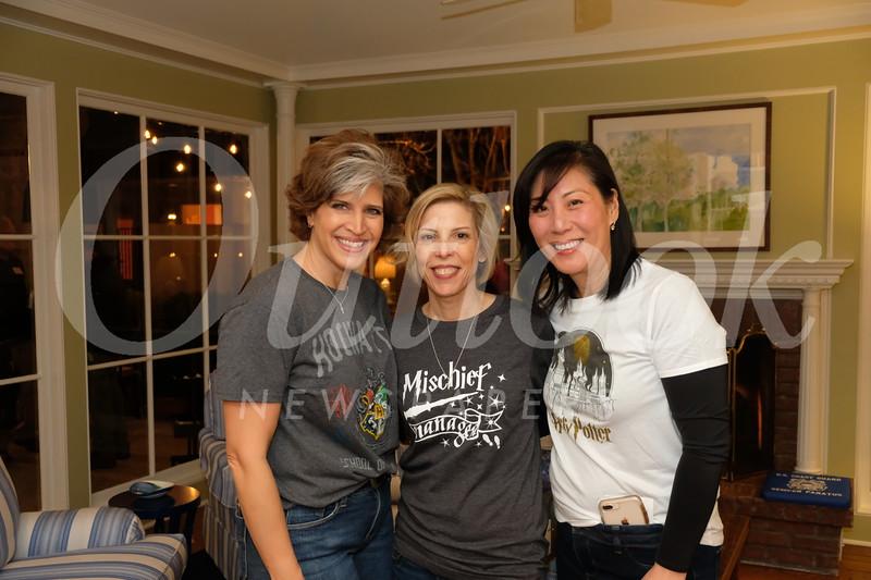 Jennifer Giles, Donna Balbin and Helen Kim Spitzer