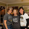 Jennifer Giles, Donna Balbin and Helen Kim Spitzer