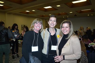Heidi Derrick, Bonnie Hargett and Pam Rasmussen