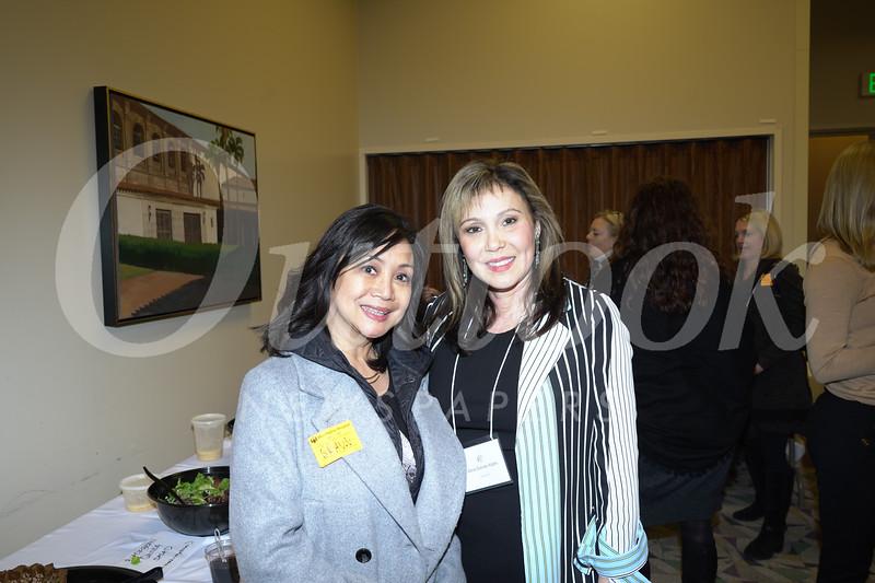 Lorie Purino and Gina Davies-Kahn