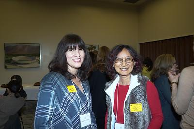 Rosemary Graham and Fei Chen