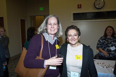 Debbie Kurtz and Jane Feinberg