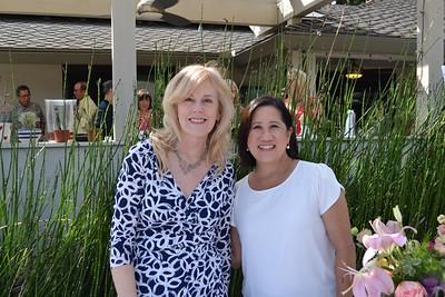 Karla Hawkinson and Sharon Takeyama