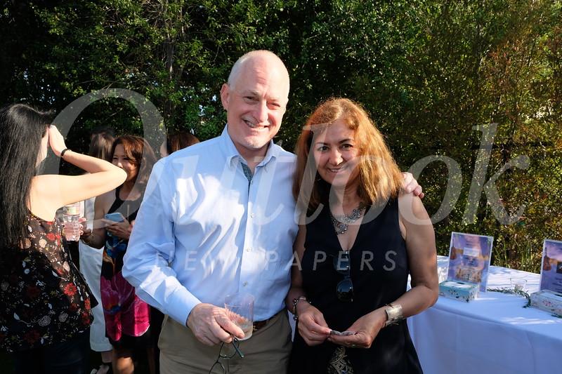 John Ramsay and Rosa Martin