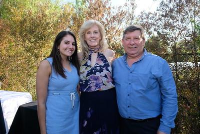 Constance Dewey, Karla Hawkinson and Paul Chapman