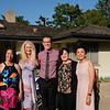 Diane Lam, Beth Hanson, Ted Botsford, Marissa Winship and Vikki Sung