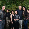 Jeff Murray, Linda Shen, Karen Lam, Katherine Lam, David Yu and Kelly Yu