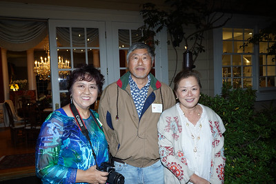 Grace Yang with Isaac and Celia Hung