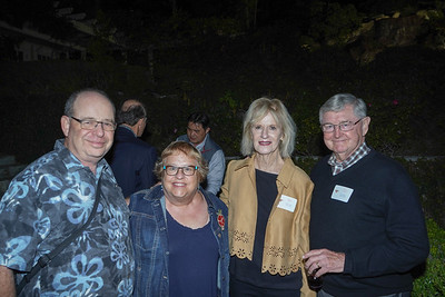Andrew and JoAnne Kindler with Mary and Bill Payne