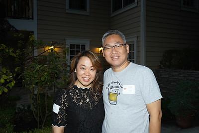 Luyi Khasi and Shawn Chou