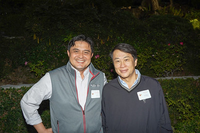Calvin Lo and Steven Huang