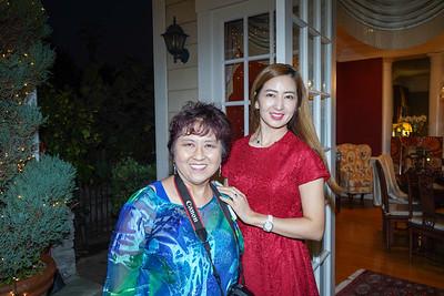 Grace Yang and Iris Yang