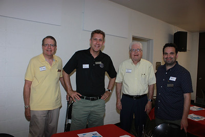 Will Bortz, Russ Osmonson, Chris Datwyler and Aaron Gil