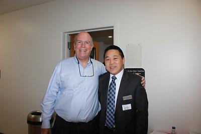 Steve Talt and Jonathan Duong