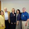 Shelley Ryan, Steve Garrett, Stephanie Johnson, Kaili Chang and Bill Payne