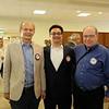 Paul Brassard, John Chang and Andrew Kindler