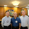 Eugene Sun, Woody Chen and Shody Chow